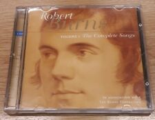 Various Artists - Robert Burns: The Complete Songs vol 1 (Linn Records, 1995)