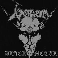 VENOM Black Metal CD BRAND NEW Bonus Tracks