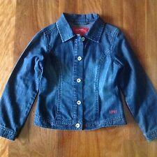 EUC - ESPRIT girls denim jacket (size 6-7) RRP $59.95 now 60% off - worn once
