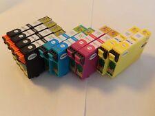10x CARTUCHO TINTA PARA Epson Stylus Office BX300, BX300F, BX305