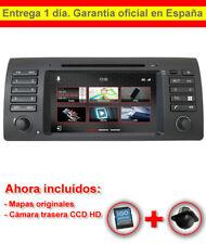 DYNAVIN N7-E53 GPS, MANOS LIBRES PARROT, USB, SD, MIRROR LINK... BMW X5 E53