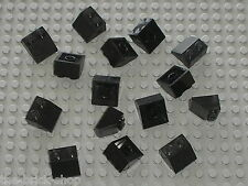 15 x LEGO black Slope Brick 3039 / Set 6093 10193 6089 404 10000 6075 6067 5770