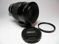 Nikon Micro Nikkor 105mm f4 Portrait Lens for Nikon Fit Cameras
