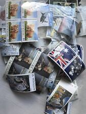 Australia Stamps New Mint Gum Stamps Collection Face Value $100 $1x100