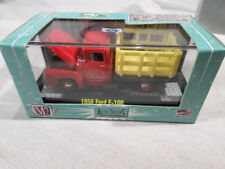 M2 BOXED 1:64 1956 Ford F 100 Pick Up Truck Tom Davis Farms Coulee City WA