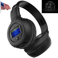 3.0 Stereo Bluetooth Wireless Adjustable Headset/Headphones With Call Mic USA
