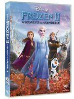 Frozen II - Il Segreto Di Arendelle - Dvd Nuovo Sigillato