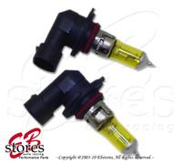12V 55w H10 Hyper Yellow 3000k Xenon Gas HID Foglight Light Bulb 2pcs (1pair)
