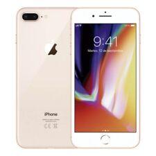 APPLE IPHONE 8 PLUS 64GB TELEFONO MOVIL LIBRE SMARTPHONE ORO GOLD 4G MQ8N2QL/A