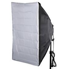 "Portable 50 * 70cm / 20"" * 28"" Umbrella Softbox Reflector for Speedlight Q8J6"