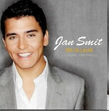 JAN SMIT - Als je lacht CD SINGLE 4TR DUTCH CARDSLEEVE 2008