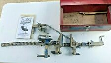 Mathey Dearman Chain Pipe Clamps See Pictures