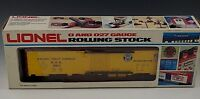 LIONEL FAMOUS AMERICAN RAILROAD UNION PACIFIC REEFER 6-9811 O/027 GAUGE MIB