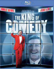 The King of Comedy (Blu-ray Disc, 2014, 30th Anniversary)