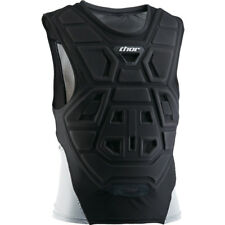 Thor Comp Roost Defender Motocross Body Armour Black Grey Large/xlarge