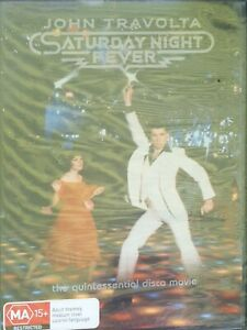 Saturday Night Fever : The classic movie that IS disco. John Travolta  MA15+