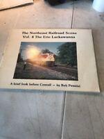 Railroad- Northeast railroad scene Volume 4 the Erie Lackawanna.