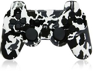 Wireless Gamepad for PlayStation 3 (Winter Camouflage) Duplicate