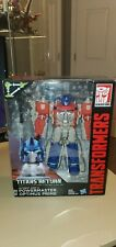 Transformers TITANS RETURN Apex & POWERMASTER Optimus Prime - NISB
