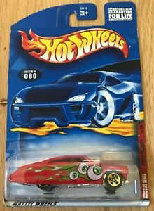 Hot Wheels 2001 #80 - Purple Passion - Monsters Series - New In Box