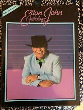 Elton John Anthology Piano Vocal Chords