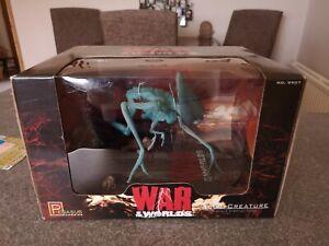pegasus hobbies war of the worlds alien creature pre built display model