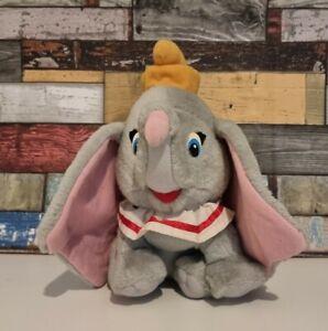 Vintage 1988 10 Inch Disney Dumbo Plush