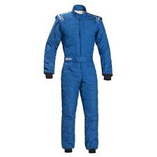 Trajes y monos de karting y racing azules, talla 60