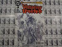 Villains United (2005) DC - #1, 2nd Printing Variant, Simone/Eaglesham, VF+