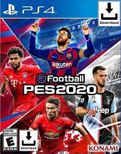eFootball PES 2020 - Pro Evolution Soccer - PS4  📥⚡