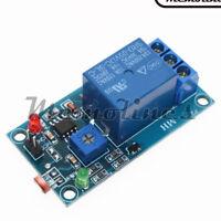 5V Photoresistor Relay Sensor Light Switch Module Detection Board Detector