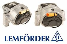 Audi A4 A5 Q5 Quattro 09-12 2.0L Liter Left & Right Engine Mounts Lemfoerder Set