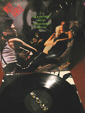WILLY deVILLE- Miracle - LP- made in U.S.A.- inner con testi- cut out