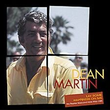 Lay Some Happiness On Me: The Reprise Years and More 1967-1985 [Box] by Dean Martin (CD, Feb-2002, Bear Family Records (Germany))