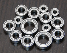 (14pcs) DURATRAX MT PRO / ST PRO Metal Sealed Ball Bearing Set
