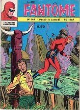 LE FANTOME 149  EDITIONS DE REMPARTS 1967