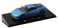 Mattel Elite 1:43 Ferrari F430 Scuderia Blue