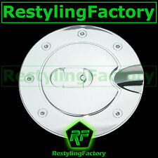 09-17 Dodge Ram 1500+2500+3500 HD Triple Chrome Plated ABS Gas Fuel Door Cover