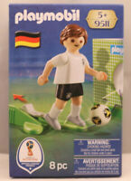 Playmobil/ 9511 / Deutscher Nationalspieler/ Fußball/ 5+ / 7,5 cm / OVP/DFB