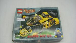 Lego Alpha Team Mission Deep Sea boxed no 4792