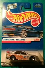 2000 HOT WHEELS FIRST EDITIONS HOLDEN #81 5 SPOKE SILVER RED BLACK 21 OF 36