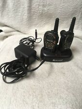 2 Pack Midland Lxt535 Lxt-535 Mossy Oak Camo Handheld 2-Way Walkie Talkie Radios