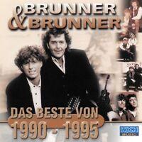 Brunner & Brunner Das Beste von 1990-1995 (18 tracks, 2000) [CD]