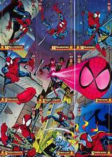 1994 FLEER MARVEL AMAZING SPIDER-MAN COMPLETE BASE SET OF 150 CARDS