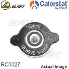 Sealing Cap,radiator for SUZUKI,MITSUBISHI,NISSAN,VW CALORSTAT by Vernet RC0027