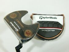 """New LH Taylormade TP Collection Ardmore 3 Black Copper 35"""" Putter 35 inch"""