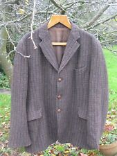 Large Vintage Harris Tweed Country men's Jacket - great colours