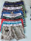 4 Bonds Boys Fly front Trunk COTTON BOXER SHORTS MULTI PACK size 3-16