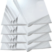 """20""""x30"""" White Tissue Paper Acid Free For Clothes Packaging Wrapping Handcraft"""
