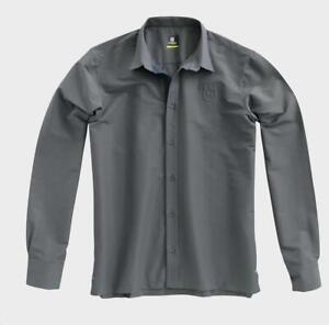 NEW Husqvarna Origin T-Shirts Grey